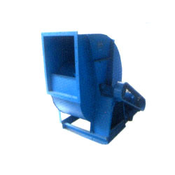 Limit Load Type Centrifugal Fan