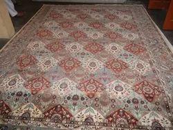 Hand Knotted Woolen Carpet