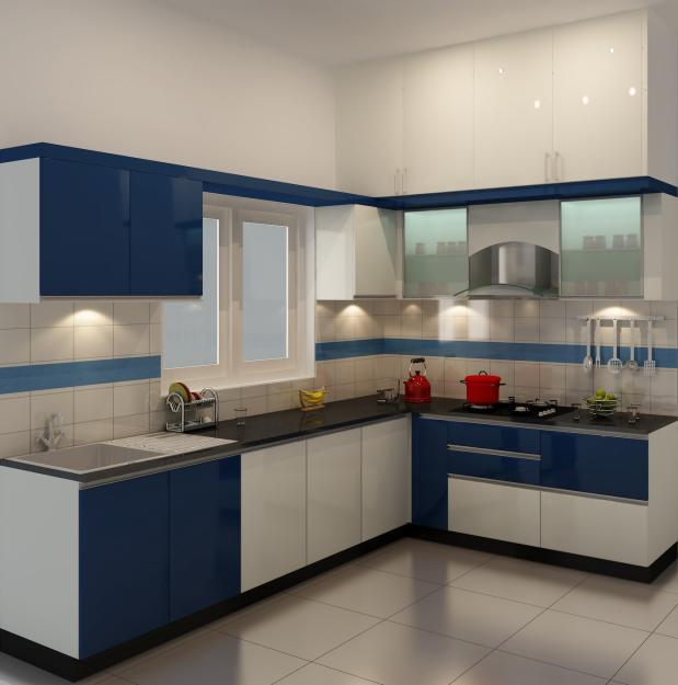 S S Kitchen Work In Ghaziabad Nehru Nagar By Mayur Kitchen