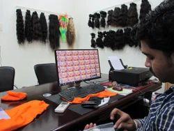 Indian Machine Weft Human Hair