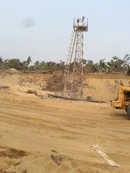 Lighting Tower Construction Service(Hot Deep Galvanized)