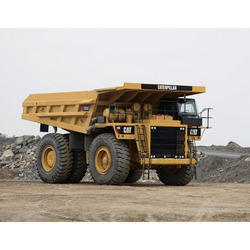 Caterpillar 785C Mining Trucks