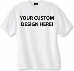 Basic Round Neck T Shirt