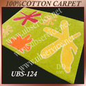 Hand Tufted Cotton Carpets