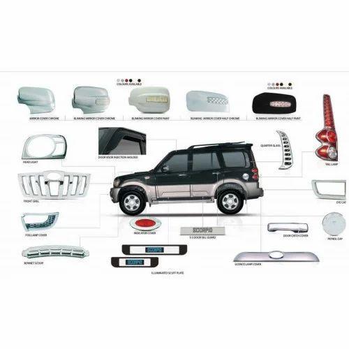 Galio Chrome Item Car Accessories Amp Parts Pitampura