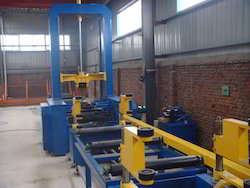 H Beam Welding Cutting Machine