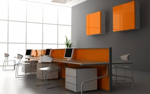 Director S Cabin Design Service In Noida Studio 3d Id