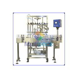 Face Wash Filling Machine