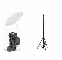 Studio Photography Setup