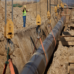 Water Pipeline Fitting Service