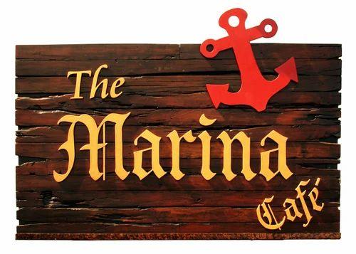 Restaurant Name Boards Hotel Name Board Manufacturer