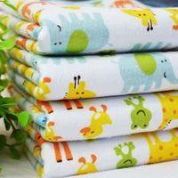 Printed Flannel Fabrics