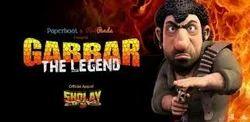 Gabbar The Legend