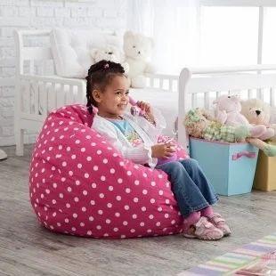 Superieur Multicolor Kids Bean Bag