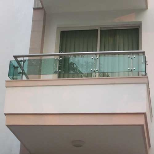 Balcony Railings बलकन रलग Stallion Stainless