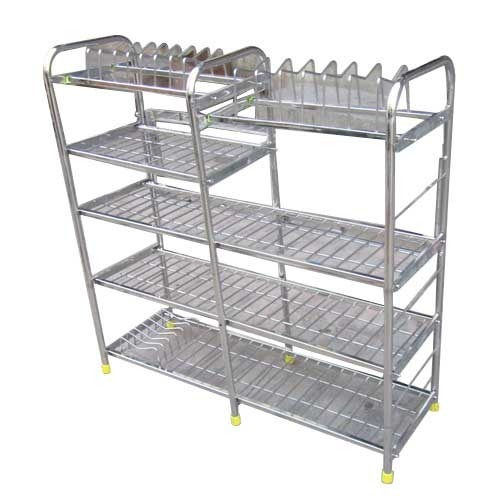 Steel Sheet Kitchen Stand  sc 1 st  IndiaMART & Steel Sheet Kitchen Stand - View Specifications u0026 Details of Plate ...