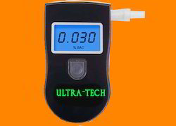 Alcohol Breathe Analyzer