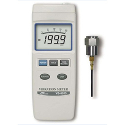 Vibration Meter, Usage/Application: Industrial