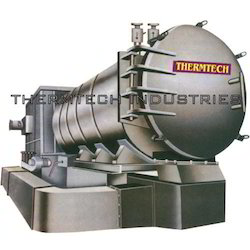 Wood Coal Fired Thermic Fluid Heater