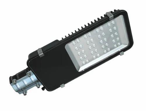 Aluminum 30 Watt Solar Led Light Luminary Ip Rating 66