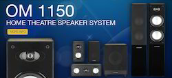 Accusound Om1150 Tower Speaker Set