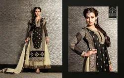 Cotton Indian Designer Unstitched Suits