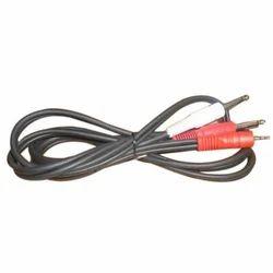 2 Mono P38 RCA Stereo Cable