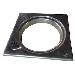 Embossed Sheet Metal Drain Cover