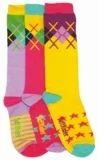 TuffRider Rock Star 3 Pack Socks-