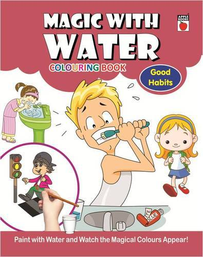 Magic Coloring with Water Good Habits Books at Rs 99 /piece ...
