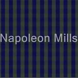 Polyester Check Shirt Fabrics