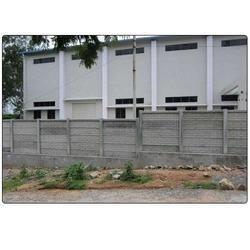 Precast Concrete Compound Walls