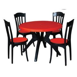 Plastic Dining Table With Chair Plastic Dining Table