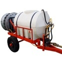 Radial Orchard Sprayer