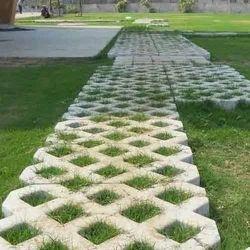 Outdoor Grass Paver Concrete Grass Paver Doshi Tiles