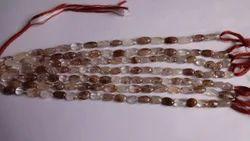 Copper Rutile Gemstone Tumbled Shape