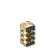 Brass Square Inserts