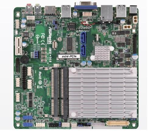 Mini-ITX Motherboard - View Specifications & Details of Mini