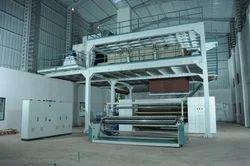 PP Non Woven Fabric Machine