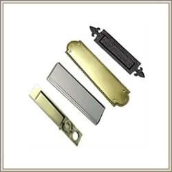 Stainless Steel Door Letter & Finger Plate