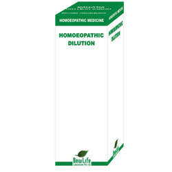 New Life Laboratories - Homeopathic Dilution Manufacturer