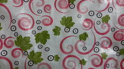 Printed PP Laminated Woven Fabric