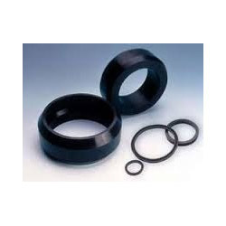 Black Silicon Carboxylated Nitrile Rubber O Ring