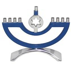 Stylish Menorah