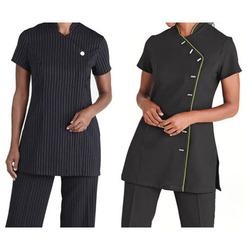 Spa uniform at best price in india for Spa uniform norge