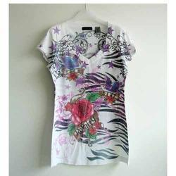 Stylish Sublimation Print T Shirt