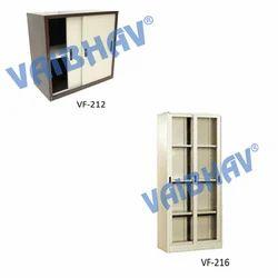 Mild Steel Sliding Door Cabinet