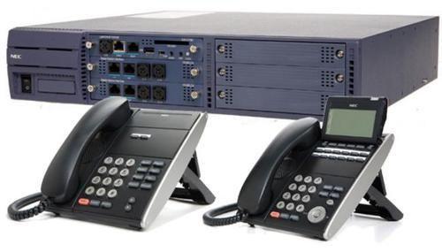 nec sv8100 key telephone system callon telecom ahmedabad id rh indiamart com NEC UNIVERGE SV8100 NEC UNIVERGE SV8100