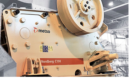 Nordberg C150 Jaw Crusher | Metso Automation | Manufacturer