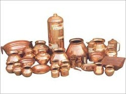 Brass and Copper Utensils